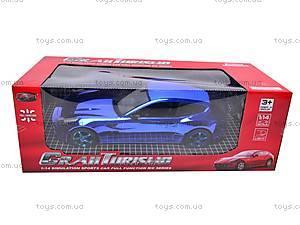 Радиоуправляемая детская машина, 666-367A, детские игрушки