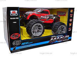 Радиоуправляемая детская машина «Джип», 6568-3902, игрушки