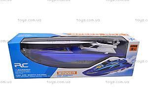 Радиоуправляемая игрушечная лодка, 26-24, детские игрушки
