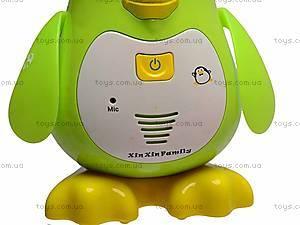 Радиоуправляемая игрушка «Пингвиненок Вилли», 2051RU, цена