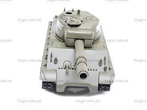 Радиоуправляемая игрушка «Танк», 93429343, купить