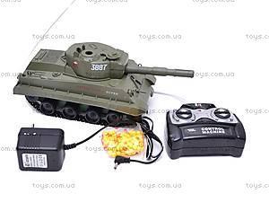 Радиоуправляемая игрушка «Танк», 93429343, фото