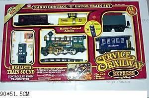 Радиоуправляемая железная дорога, 2031