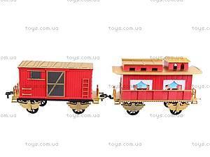 Радиоуправляемая железная дорога со звуком, 3049, toys.com.ua