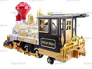Радиоуправляемая железная дорога со звуком, 3049, іграшки