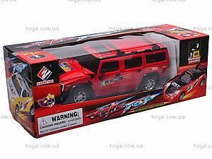 Радиоуправляемая коллекционная машина Hummer, WF3778-2096, купить