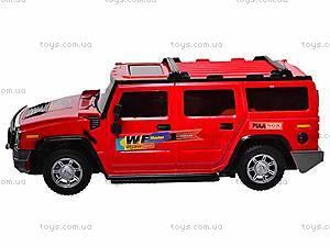 Радиоуправляемая коллекционная машина Hummer, WF3778-2096, фото