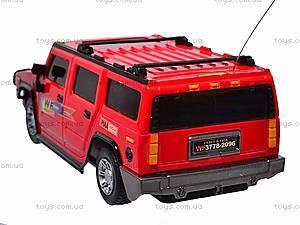 Радиоуправляемая коллекционная машина Hummer, WF3778-2096, отзывы