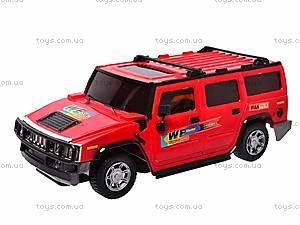 Радиоуправляемая коллекционная машина Hummer, WF3778-2096, цена
