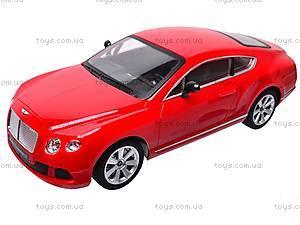 Радиоуправляемая машина Bentley, 980
