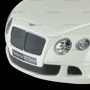 Радиоуправляемая машина Bentley Continental GT, XQRC18-22AA, отзывы