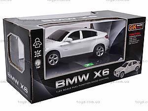 Радиоуправляемая машина BMW X6, 866-2404, купить