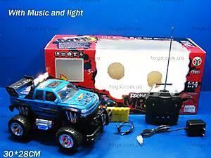 Радиоуправляемая машина-джип, 797-387B