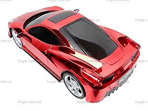 Радиоуправляемая машина «Ferrari 458», ZR2015, отзывы