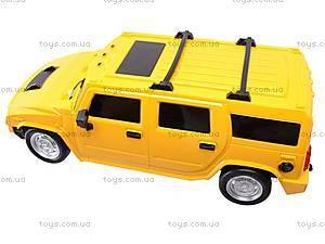 Радиоуправляемая машина Hummer с пультом-рулем, 666-CM02, купить