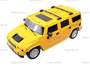 Радиоуправляемая машина Hummer с пультом-рулем, 666-CM02, цена