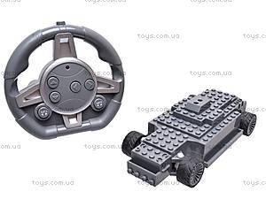 Радиоуправляемая машина-конструктор Fast Fire, 2028-4F01A, игрушки