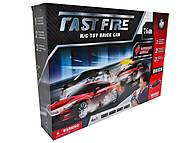 Радиоуправляемая машина-конструктор Fast Fire, 2028-4F01A, отзывы