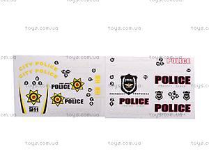 Радиоуправляемая машина-конструктор «Полиция», 2028-4J02A, отзывы