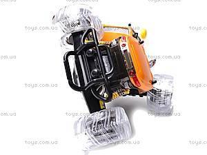 Радиоуправляемая машина-перевертыш «Безумные гонки», 93169317, купить