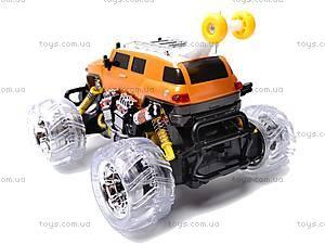 Радиоуправляемая машина-перевертыш «Безумные гонки», 93169317, цена