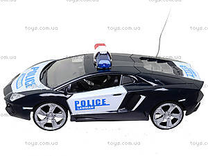 Радиоуправляемая машина «Полиция», 800C-4, фото