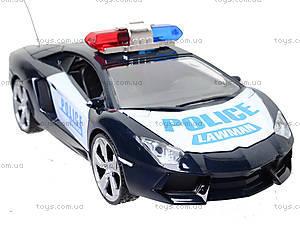 Радиоуправляемая машина «Полиция», 800C-4, детские игрушки