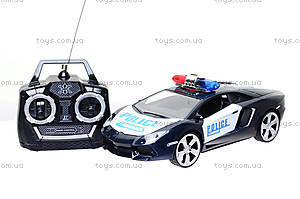 Радиоуправляемая машина «Полиция», 800C-4, toys.com.ua