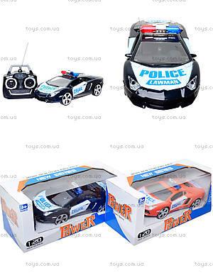 Радиоуправляемая машина «Полиция», 800C-4, toys