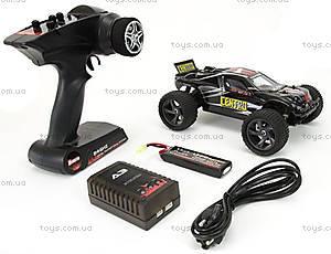 Радиоуправляемая машина Трагги Centro Brushed, черный, E18XTb, купить