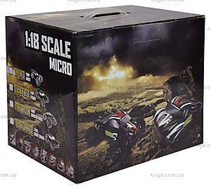 Радиоуправляемая машина Трагги Centro Brushed, черный, E18XTb, игрушки