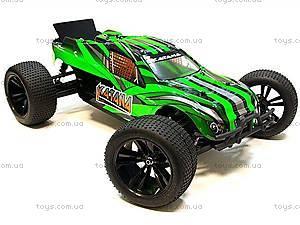 Радиоуправляемая машина Трагги Katana Brushed, зеленый, E10XTg