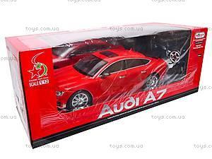 Радиоуправляемая машинка Audi A7, 939, toys