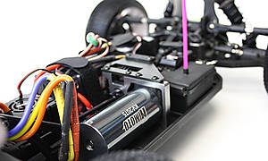 Радиоуправляемая машинка Багги Shootout Mega Brushless, красный, MegaE8XBLr, цена