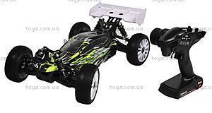 Радиоуправляемая машинка Багги Shootout Mega Brushless, зеленый, MegaE8XBLg, детские игрушки