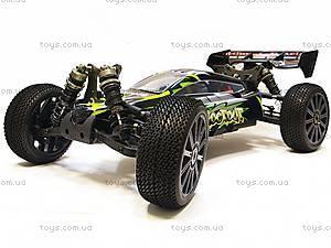 Радиоуправляемая машинка Багги Shootout Mega Brushless, зеленый, MegaE8XBLg, магазин игрушек