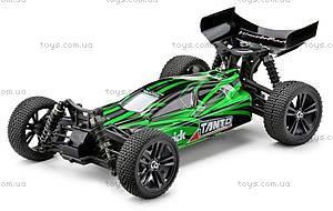 Радиоуправляемая машинка Багги Tanto Brushless, зеленый, E10XBLg