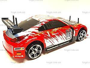 Радиоуправляемая машинка «Дрифт» Brushless, красная, HI4123BLr, цена