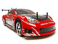 Радиоуправляемая машинка «Дрифт» Brushless, красная, HI4123BLr, купить