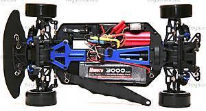 Радиоуправляемая машинка «Дрифт» Brushless, синий, HI4123BLb, отзывы