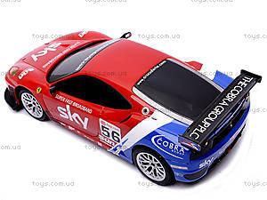 Радиоуправляемая машинка Ferrari, 8108A, отзывы