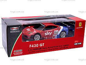 Радиоуправляемая машинка Ferrari, 8108A, детские игрушки