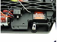 Радиоуправляемая машинка Монстр Mastadon Brushed, черный, E18MTb, отзывы