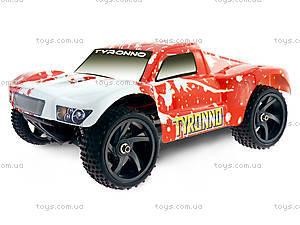 Радиоуправляемая машинка Монстр Mastadon Brushed, красный, E18MTr, toys.com.ua