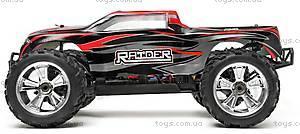 Радиоуправляемая машинка Монстр Raider Mega Brushless, красный, MegaE8MTLr, купить