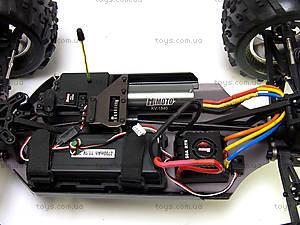 Радиоуправляемая машинка Монстр Raider Mega Brushless, зеленый, MegaE8MTLg, игрушки