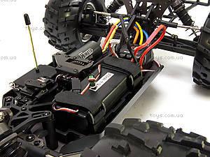 Радиоуправляемая машинка Монстр Raider Mega Brushless, зеленый, MegaE8MTLg, toys.com.ua