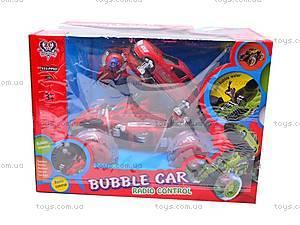 Радиоуправляемая машинка «Мыльные пузыри», 333-PP02, игрушки