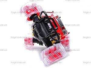 Радиоуправляемая машинка-перевертыш «Безумные гонки», 9319, купить