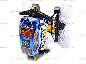 Радиоуправляемая машинка-перевертыш, детская, 9298, фото